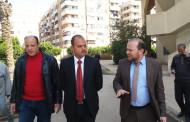 رئيس مركز ومدينة إيتاي البارود في زيارة للكلية